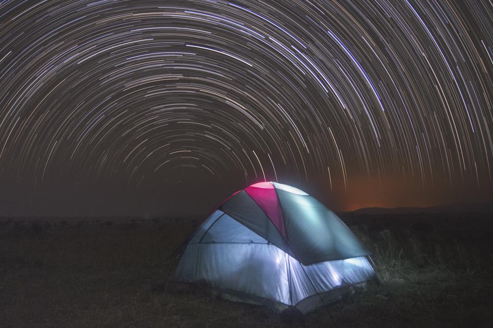 Kidepo national park Uganda camping