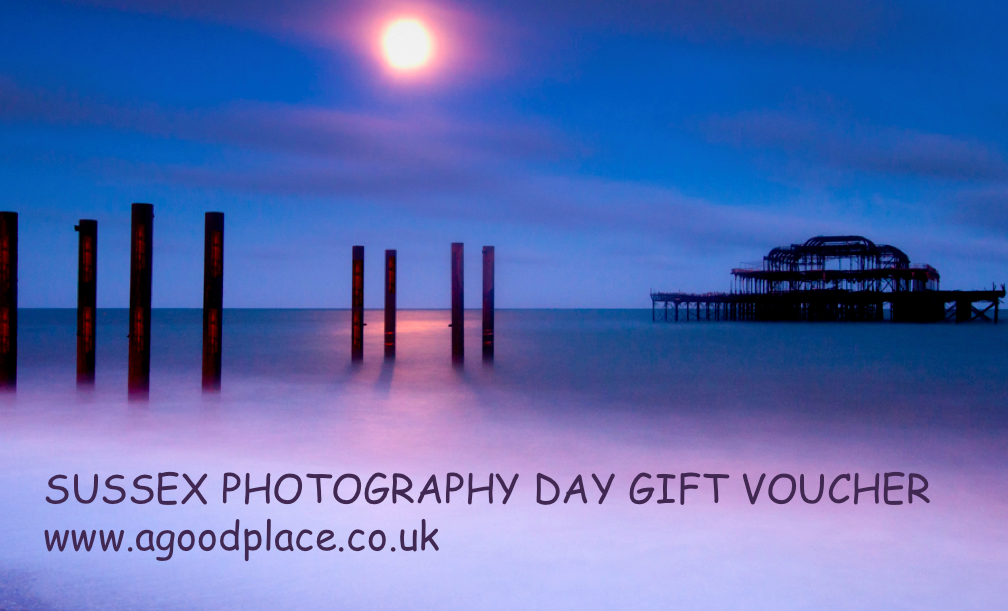 Sussex photogrpahy gift voucher