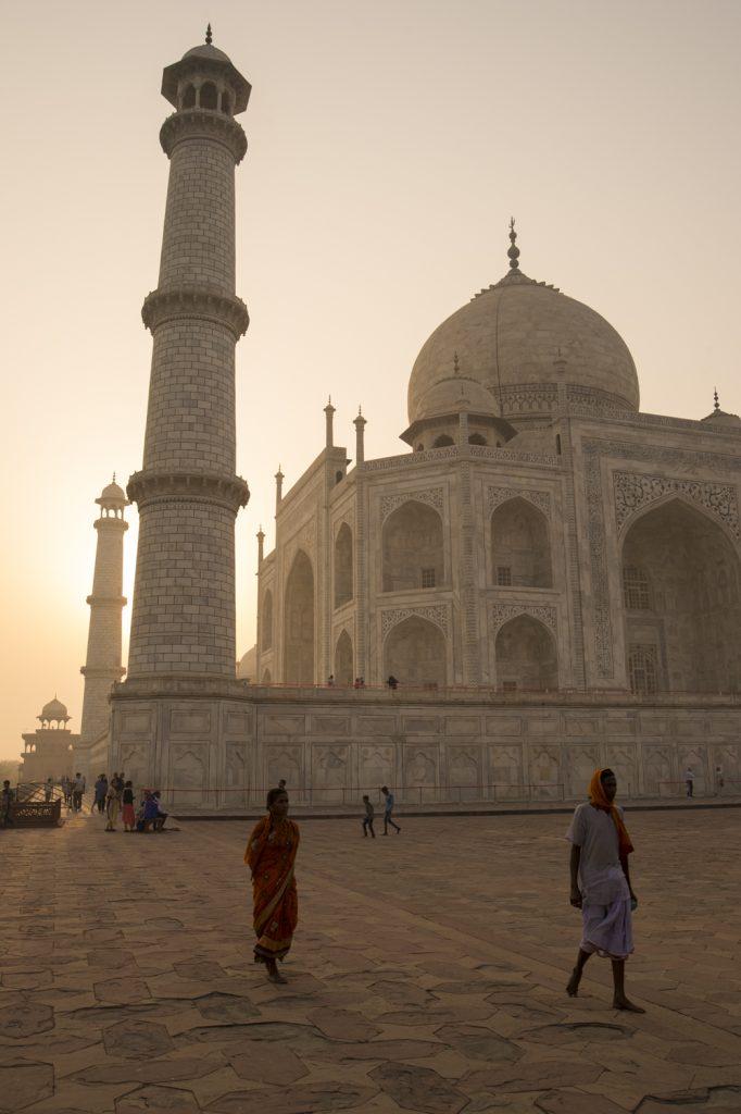 Taj Mahal photography