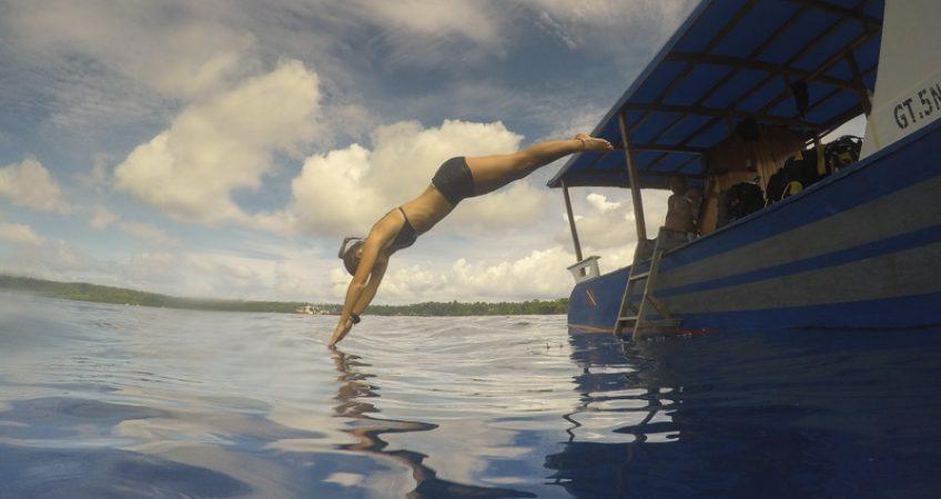 Bunaken diving