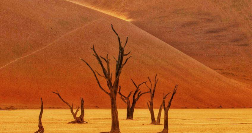 Sossusvlei Namibia sand dunes
