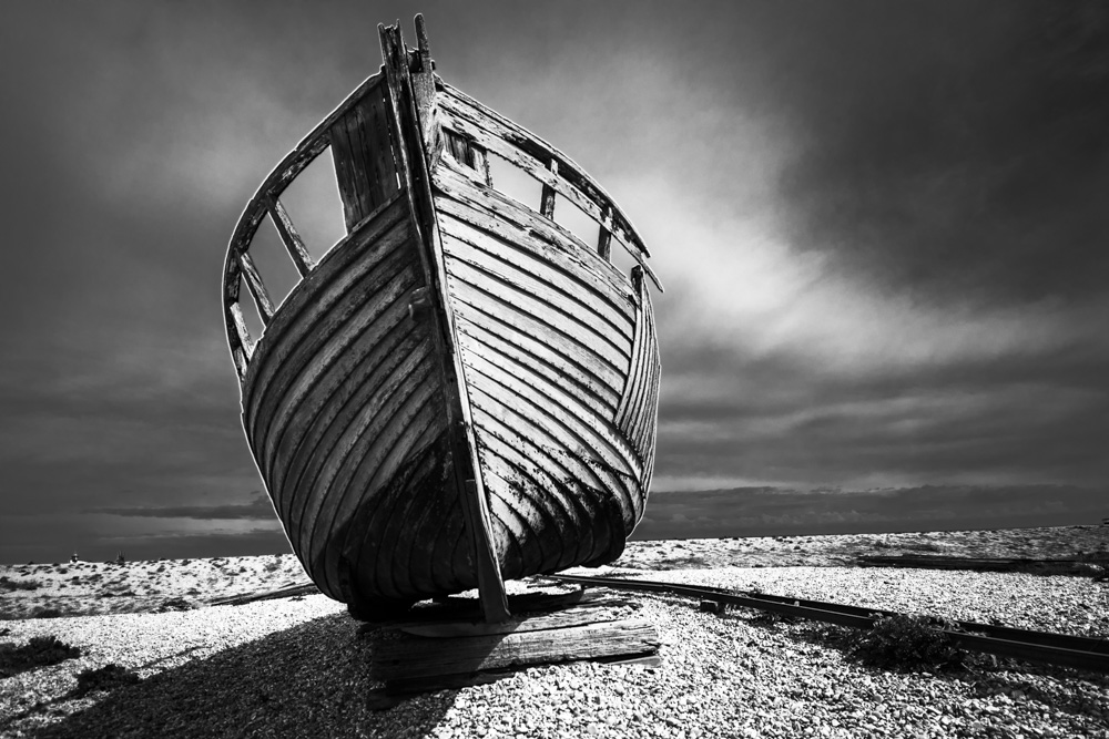 Dungeness Beach photography