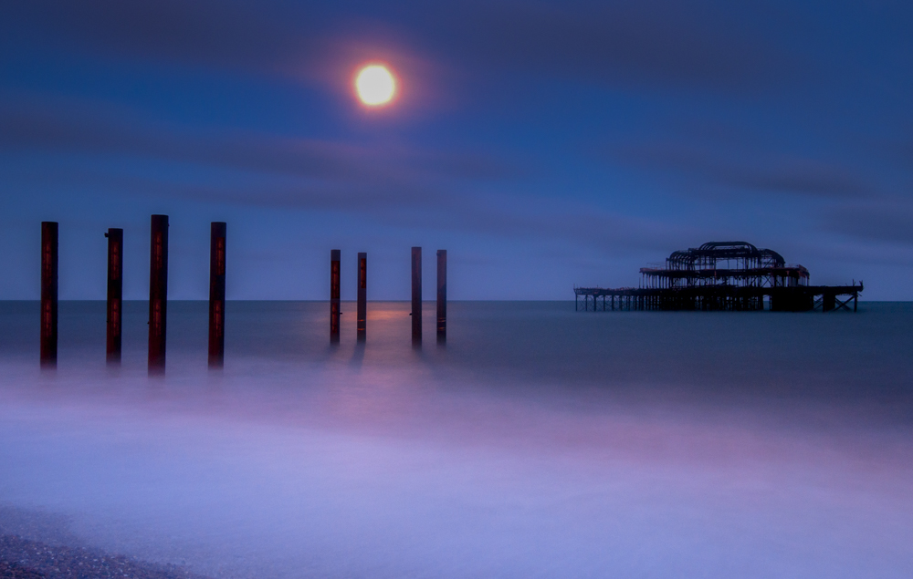 Brighton landscape photography