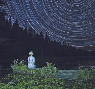 How to take star trail photography