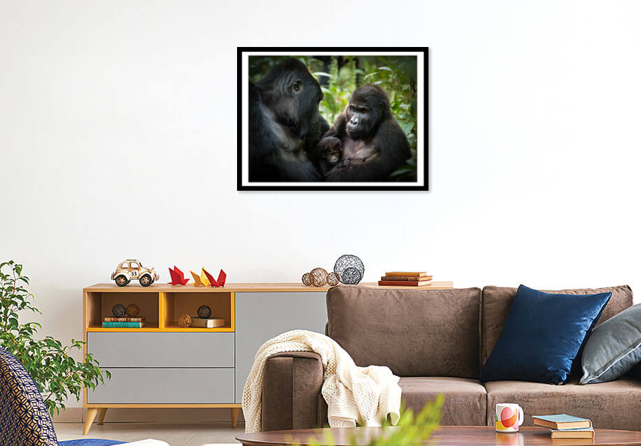 great ape artwork