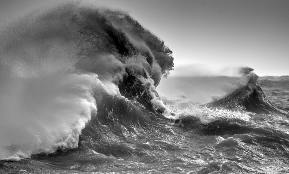 Seascape photography Sussex