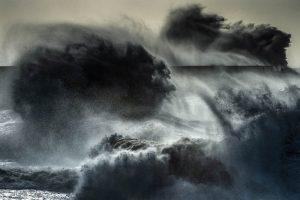 Sussex Seascape waves