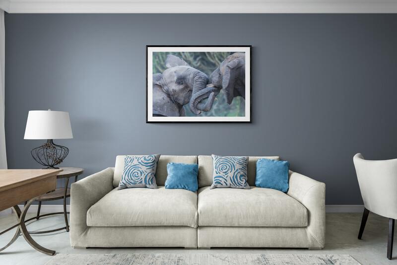 Elephant-trunk-art