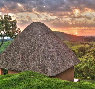 Landscape photography Uganda